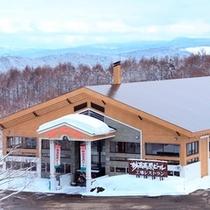 地ビール工場レストランタトラ館・外観