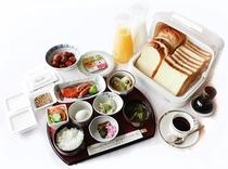 朝食 ≪和&洋 ハーフバイキング≫