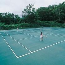 テニスコート(5月〜11月)