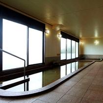 ☆あご湾を見下ろす景観が自慢の大浴場