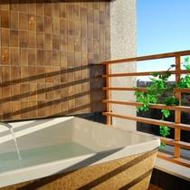 ☆部屋付き風呂