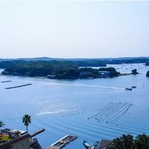 リアス式の海岸線が描く絶景、伊勢志摩国立公園英虞湾を一望