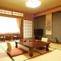 代表的な部屋の一例 10畳