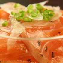 長野県オリジナル食材【信州サーモン】イメージ