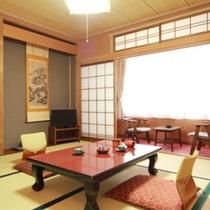 代表的な部屋の一例 8畳