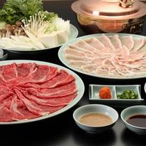 【日本料理あづま】夏のしゃぶしゃぶ!食べ放題&飲み放題
