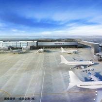 2015年4月8日ついに完成!第3旅客ターミナル