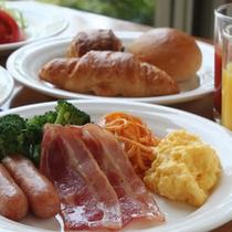 和洋朝食バイキング イメージ