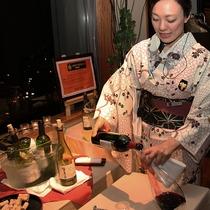 【日本料理あづま】スタッフ