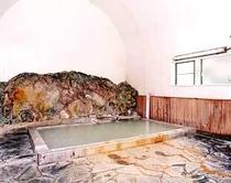 邯鄲の湯 岩風呂