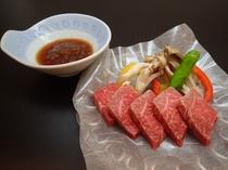グルメプランA5ランク栃木和牛ステーキイメージ