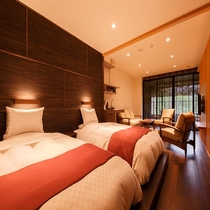 紫水亭特別室  6階悠雅(Yu雅)・5階香雅(Kou雅)ベッド