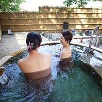 【露天 なごみの湯】女子旅に人気のお風呂