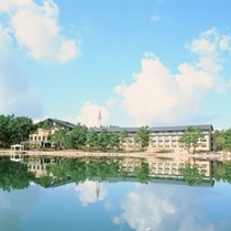 daisen lake hotel