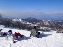 大山ホワイトリゾート①