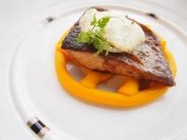 スイス『魚料理』