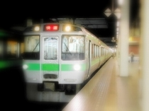 JR千歳駅・JR南千歳駅(レラ)