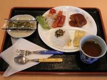 朝食/選べる朝食メニュー!『お子様朝食』