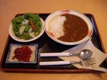 朝食/選べる朝食メニュー!『朝カレー朝食』