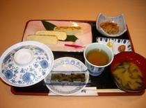 朝食/選べる朝食メニュー!『職人・玉子焼き朝食』