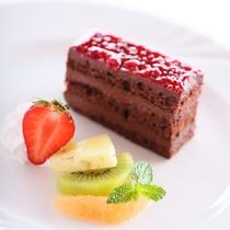 【贅沢グルメプラン】ある日のデザート