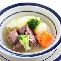 【ペットのお食事】牛肉のポトフ