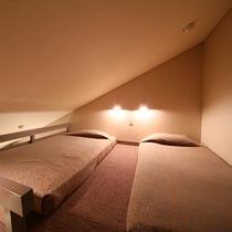 【スタンダード】2階のベッド部分
