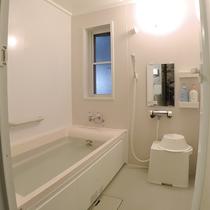 *【1階・貸切風呂】空いていれば24時間いつでも利用可能です(鍵を閉めてご利用下さい)