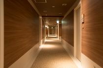 新館3F廊下