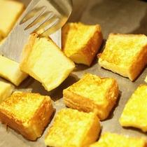 ■朝食 フレンチトースト(1F ラ・ベランダ)