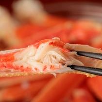 ■蟹食べ放題【ディナー&土日祝ランチ限定】 (1F ラ・ベランダ)