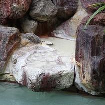 大浴場露天風呂「万翆の湯・山翆の湯」