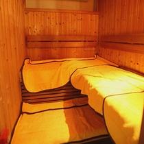 【大浴場】神山の湯・早雲の湯(サウナ)