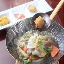 【朝食一例】お味噌汁
