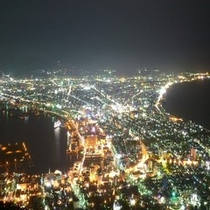 ◆☆函館といえばやっぱり世界3大夜景の1つ♪♪函館山☆
