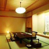 東館和室10畳のお部屋のイメージです