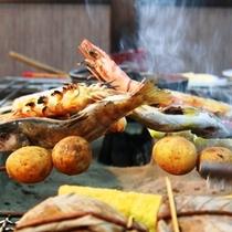 炉ばた料理