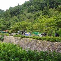 【敷地内一例】キャンプ場