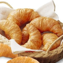■ご朝食一例:クロワッサン