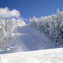 野麦峠スキー場