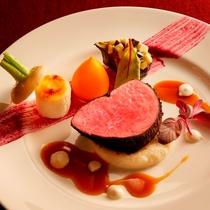 ■2016年9・10月東急ホテルズ料理コンテスト「USビーフフェア」 グランプリ料理