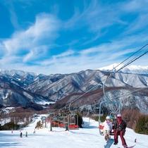 ■野麦峠スキー場3