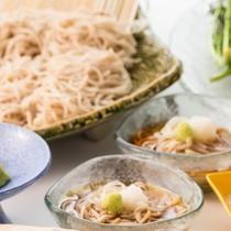 ■ご朝食一例:信州にきたなら信州蕎麦を