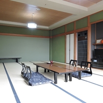 【お部屋】おまかせ和室*落ち着いた雰囲気