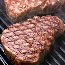 じゅわ〜っととろける能登牛ステーキ♪