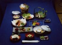 夕食例 (和食)