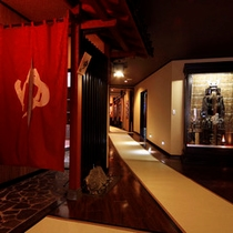 草津温泉の湯…姫の湯の入り口です。