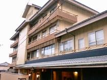 源泉とお料理の宿 あたみ温泉 染井 全景 熱海の隠れ家 12室のお宿