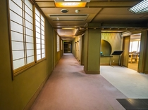 館内のイメージです。