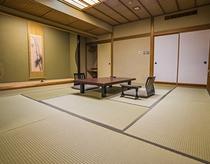 ●【特別室】二間続きの和室(12.5畳+6畳+広縁)